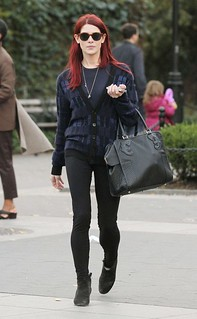 Ashley Greene Ankle Boots Celebrity Style Women's Fashion