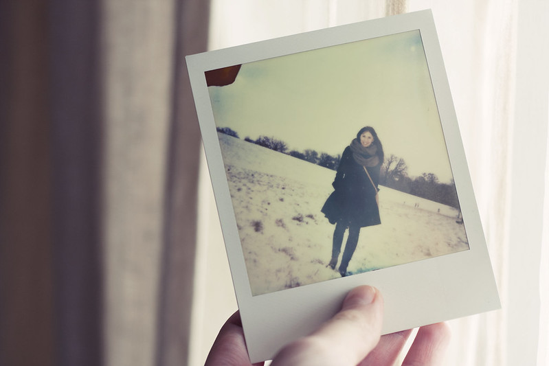 polaroid 600 zdjęcie