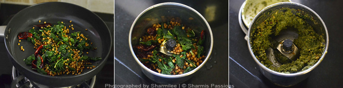 Pudina Thogayal Recipe - Step2