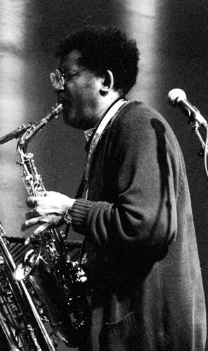 Anthony Braxton Jazz Cafe April 1991 10