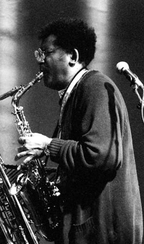 Anthony Braxton Jazz Cafe April 1991 10
