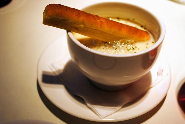 Creamy Mushroom Chowder - Tasty - Taipei, Taiwan