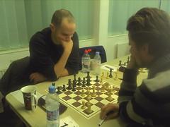Hampstead Chess tournament