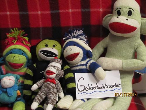 GBT Five Sock Puppets