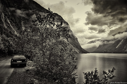 Norway B&W