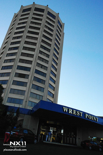 wrest point tower