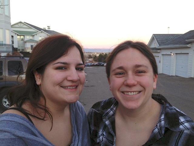 Jessica & Megan