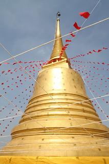 Image of Golden Mount near Bangkok. travel thailand bangkok goldenmount watsaket