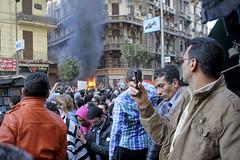 Clashes at Ikhwanweb