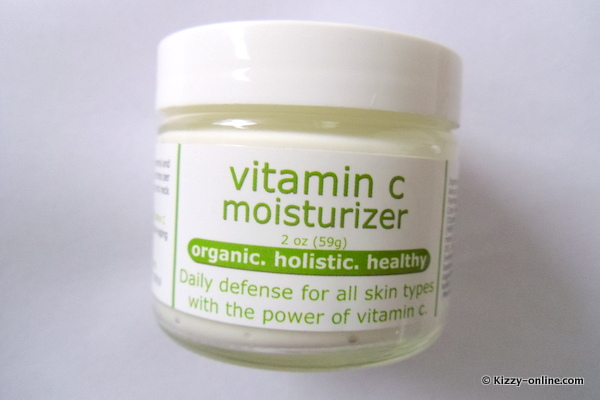 Made From Earth Vitamin C Moisturizer Organic Skin Skincare Natural Vit