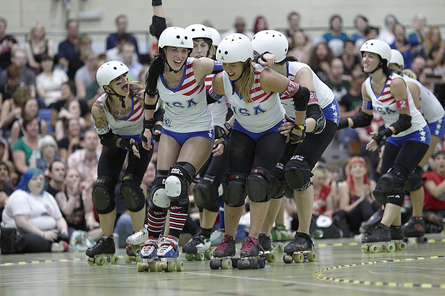 London Brawling vs Team USA
