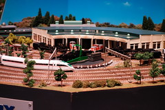 Yokohama railway model festa