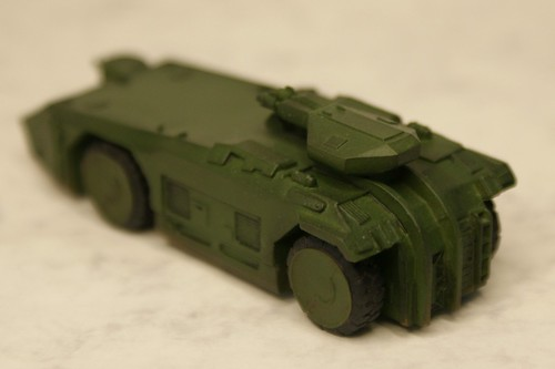 ALIENS 1/144 - Colonial Marines - M577 APC - 3