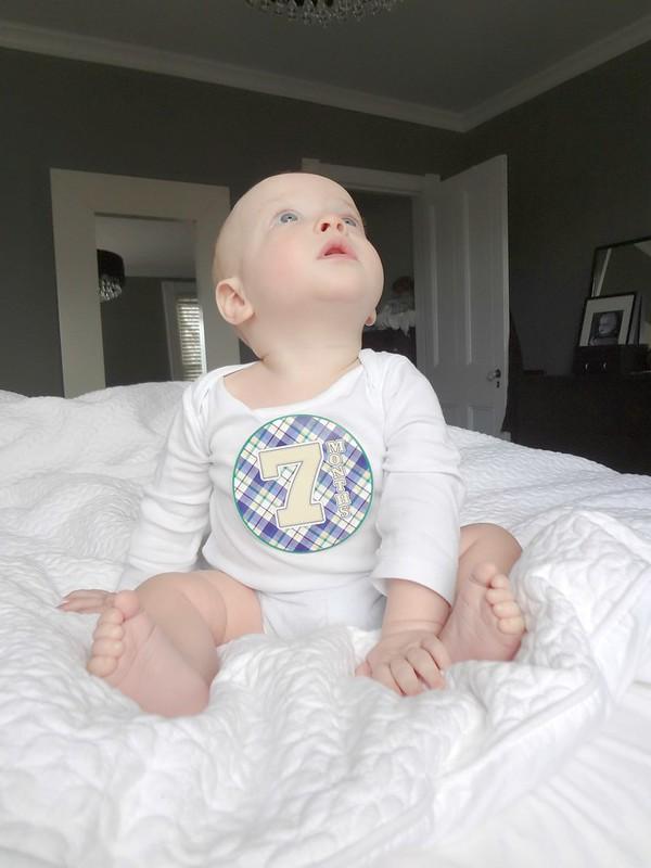 Luca 7 Months