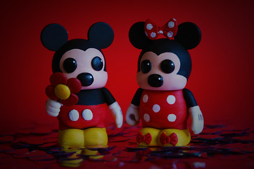 Mickey & Minnie by [rich]