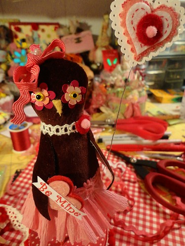 valentine owl 1