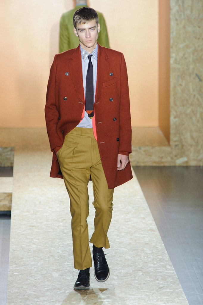 FW13 Paris Paul Smith011_Samuel Roberts(fashionising.com)