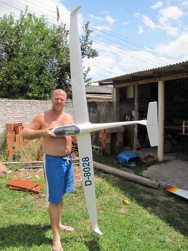 Planador ASW 28 Da montagem aos acertos e vôo 8450526411_bcd8a54f40