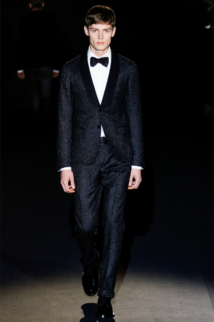 Janis Ancens3075_FW13 Milan Gucci(GQ.com)