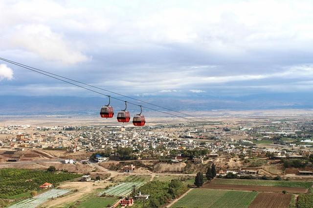 Longest cable car below sea level