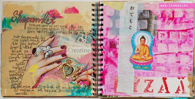 Skapande & Buddan