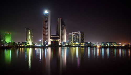 city longexposure nightphotography corpuschristi sony