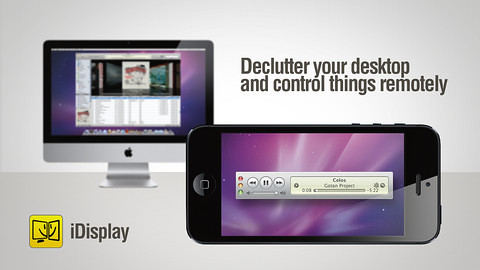 iDisplay App for iOS