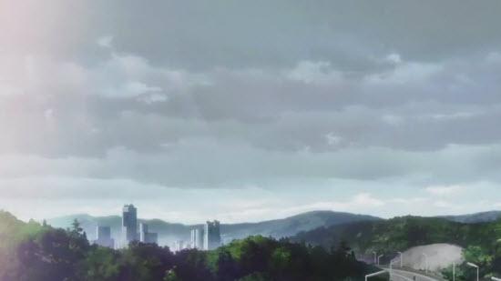 都市の全景4