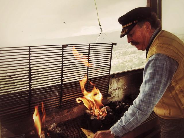 Sunday barbecque