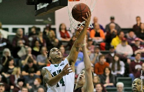 Portland State University Men's Basketball Dam Cup