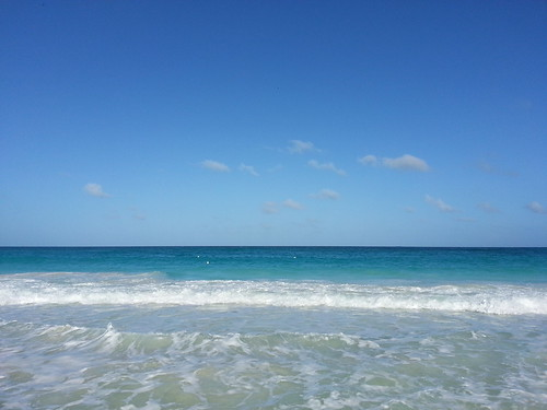 Cancun on Valentine's Day