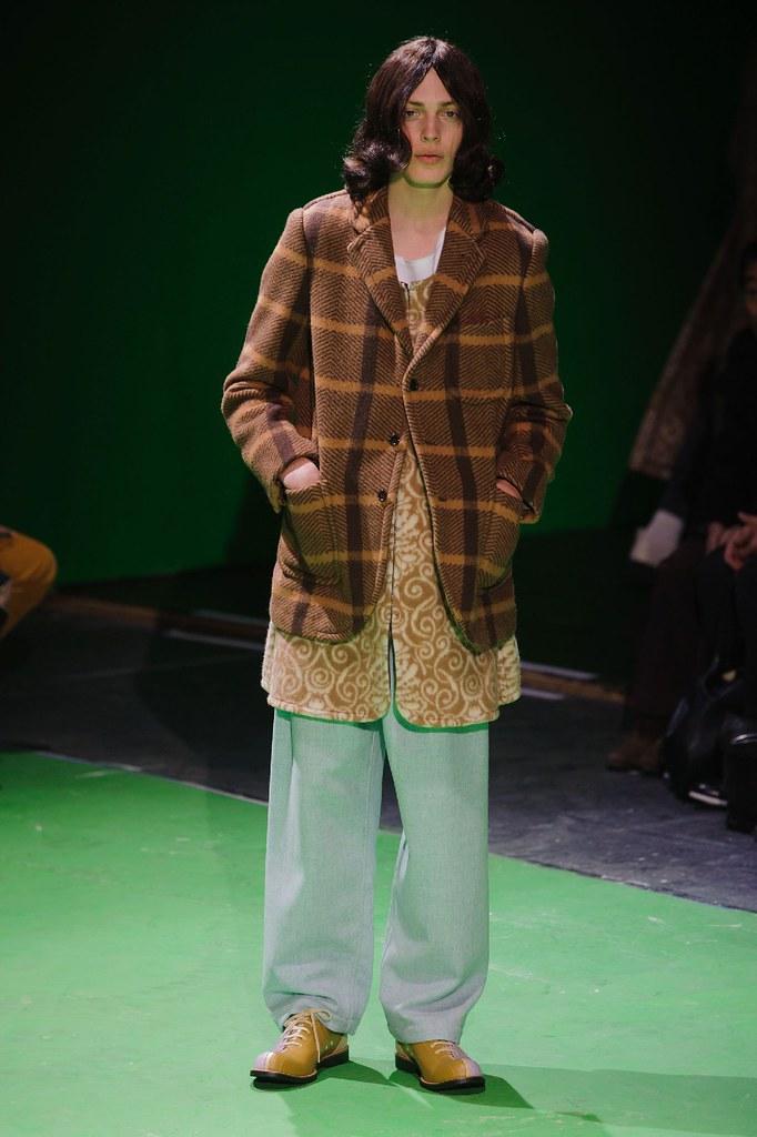 Erik Andersson3088_FW13 Paris Comme des Garcons Homme Plus(Homme Model)