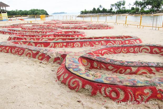 Glittering Snake Trail - Body
