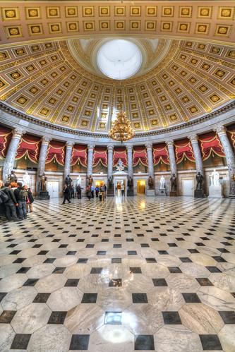 U.S. Capitol, Statuary Hall HDR Vertorama