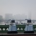 Two Daleks on Westminster Bridge