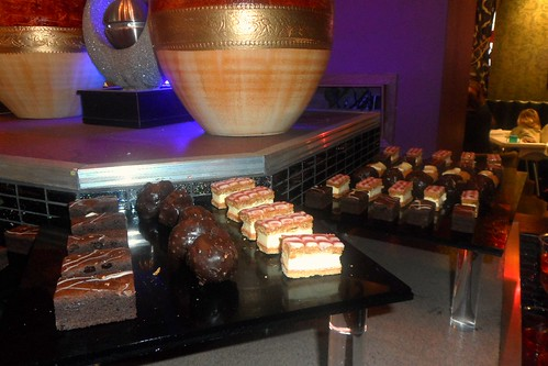 Desserts at Cook & Indi's World Buffet in Sauchiehall St in Glasgow