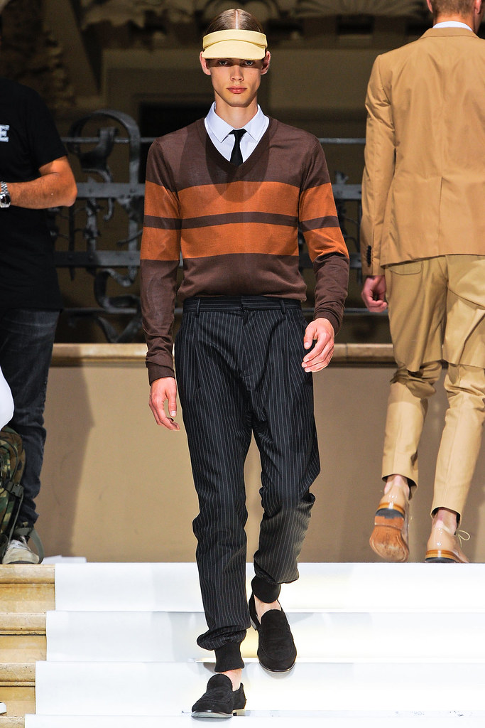 Justus Eisfeld3013_SS13 Milan Les Hommes(vogue.co.uk via Flashbang  @TFS)