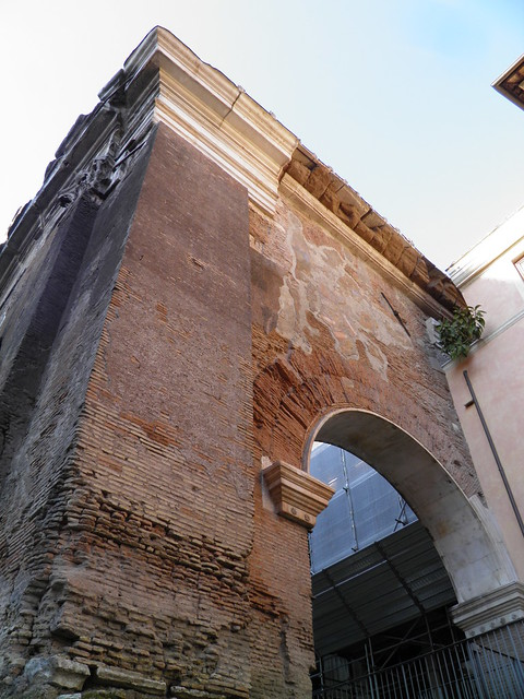 Porticus of Octavia, Field of Mars (Campus Martius), Rome