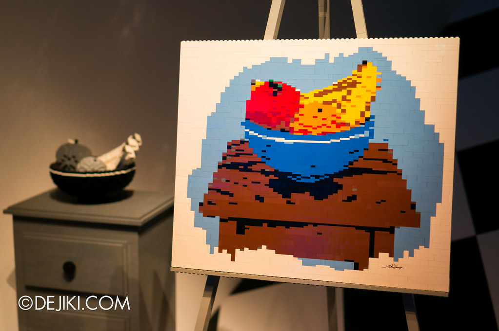 Art of The Brick - An Artist's View