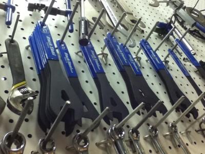 Pedal Power Priority Repair Red Label Rush
