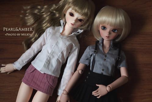 Pearl&Amber