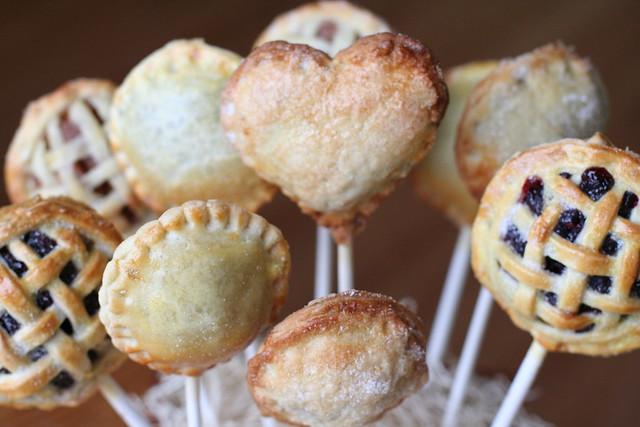 Sweet Lauren Pie Pops