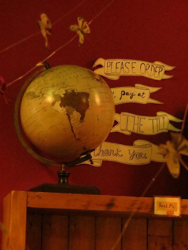 Cocoa Globe