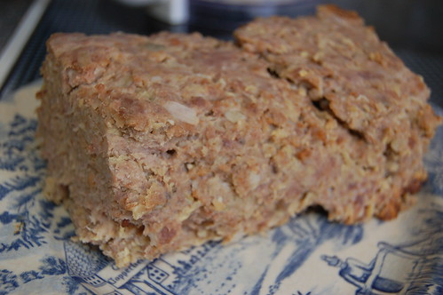 sausage meatloaf Feb 13