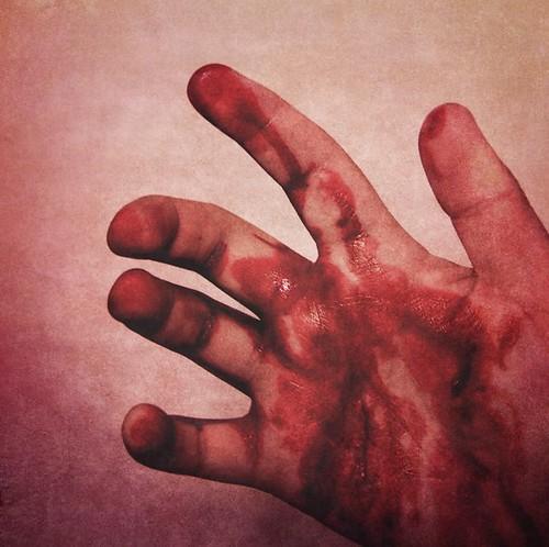 Blood Hand #2