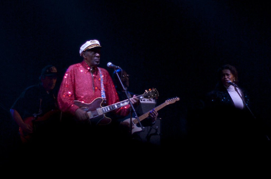 Chuck Berry Moscow 24.02.13