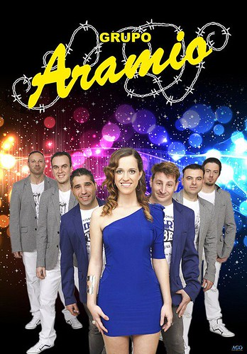 Aramio 2013 - grupo - cartel