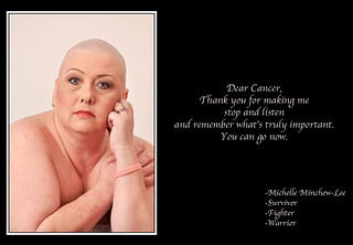 Dear Cancer....