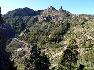 Gran Canaria - Roque Nublo's Surroundings (El Monje)
