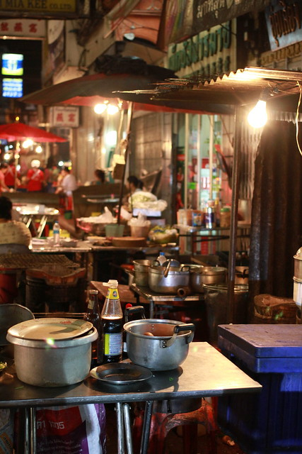 Beautiful Bangkok Food Sights